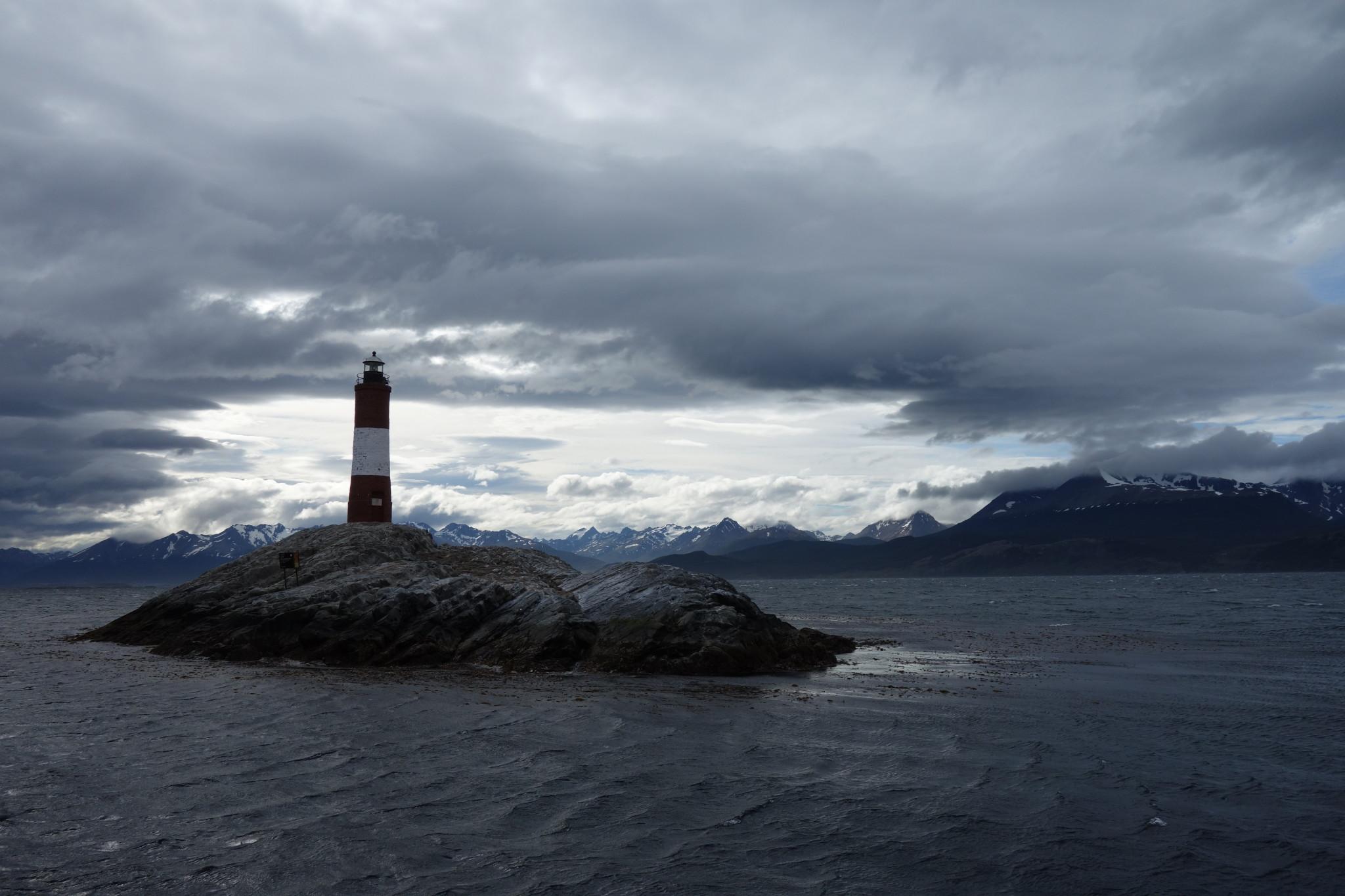 Leuchtturm Les Èclaireurs, Beagle-Channel